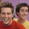 A picture of Dick and Dom